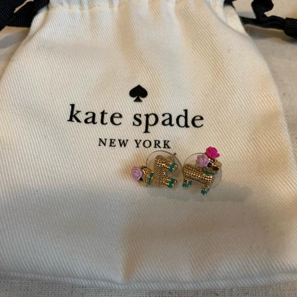 Kate Spade Penny the Piñata Earrings